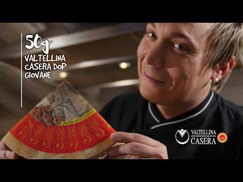 Embedded thumbnail for Cime di rapa, Salsiccia e Valtellina Casera DOP giovane alla piastra