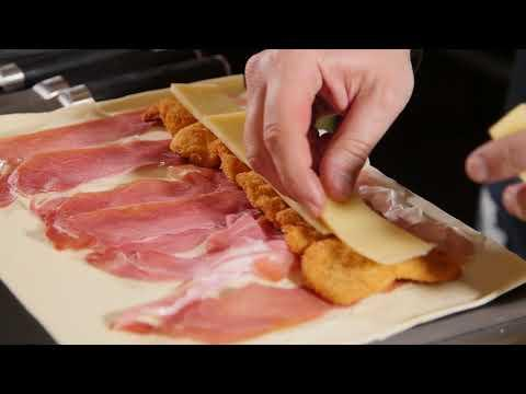 Embedded thumbnail for Piccole Cotolette di Pollo in crosta con Valtellina Casera DOP Giovane